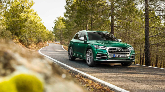 Audi ra mắt SQ5 TDI 2019: Bấu víu vào diesel