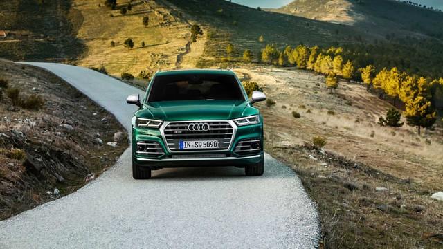 Audi ra mắt SQ5 TDI 2019: Bấu víu vào diesel - Ảnh 1.