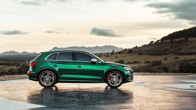 Audi ra mắt SQ5 TDI 2019: Bấu víu vào diesel - Ảnh 3.