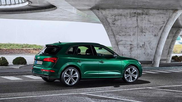Audi ra mắt SQ5 TDI 2019: Bấu víu vào diesel - Ảnh 4.