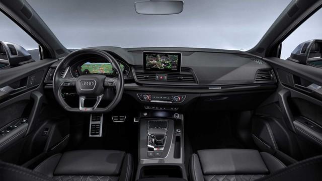 Audi ra mắt SQ5 TDI 2019: Bấu víu vào diesel - Ảnh 5.