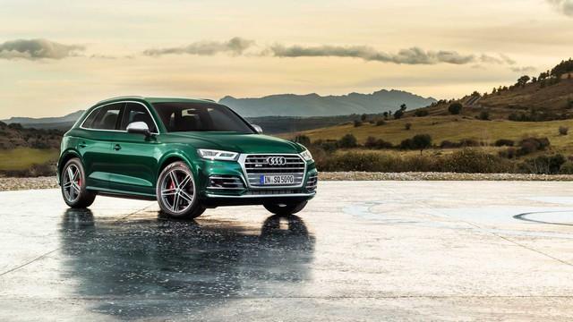 Audi ra mắt SQ5 TDI 2019: Bấu víu vào diesel - Ảnh 2.