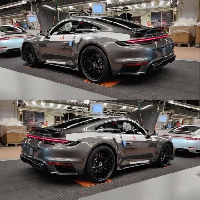 Porsche 911 Turbo đời mới ra mắt cuối năm cho fan đam mê tốc độ là đây - Ảnh 1.