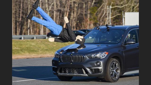 BMW X1 đạt 0 điểm trong bài kiểm tra an toàn mà Honda CR-V được siêu việt - Ảnh 4.