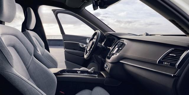 Ra mắt Volvo XC90 2020: Đã an toàn nhất thế giới còn bổ sung thêm tính năng an toàn - Ảnh 4.
