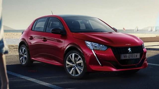 Peugeot 208 đời mới lộ hàng ngay trước ngày ra mắt