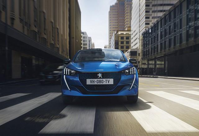 Peugeot 208 đời mới lộ hàng ngay trước ngày ra mắt - Ảnh 1.