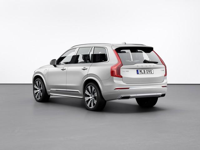 Ra mắt Volvo XC90 2020: Đã an toàn nhất thế giới còn bổ sung thêm tính năng an toàn - Ảnh 5.
