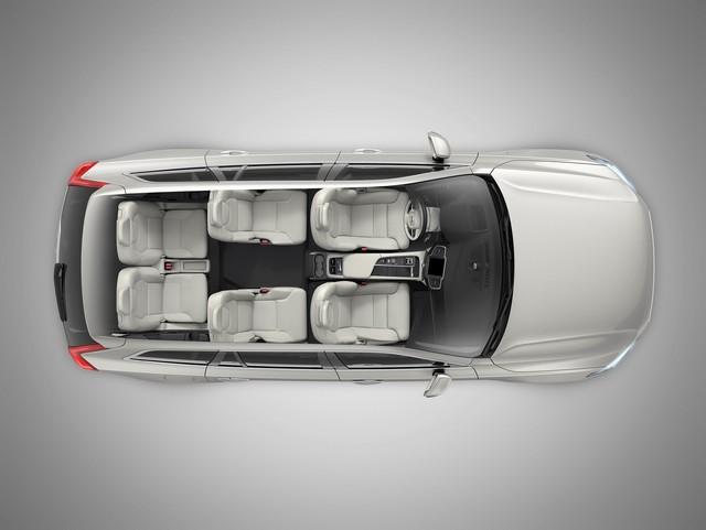 Ra mắt Volvo XC90 2020: Đã an toàn nhất thế giới còn bổ sung thêm tính năng an toàn - Ảnh 3.