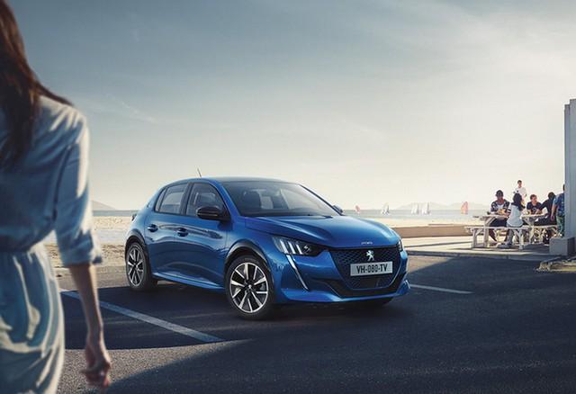 Peugeot 208 đời mới lộ hàng ngay trước ngày ra mắt - Ảnh 2.