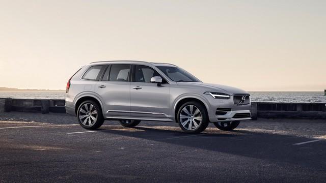 Ra mắt Volvo XC90 2020: Đã an toàn nhất thế giới còn bổ sung thêm tính năng an toàn