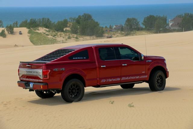 Mê dáng Mustang Fastback nhưng lại sở hữu Ford F-150? Không sao, đây là giải pháp - Ảnh 3.
