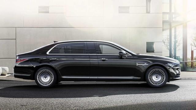 Genesis G90 Limousine: Sang xịn như Mercedes-Maybach, nhưng giá lại rẻ hơn đáng kể - Ảnh 2.