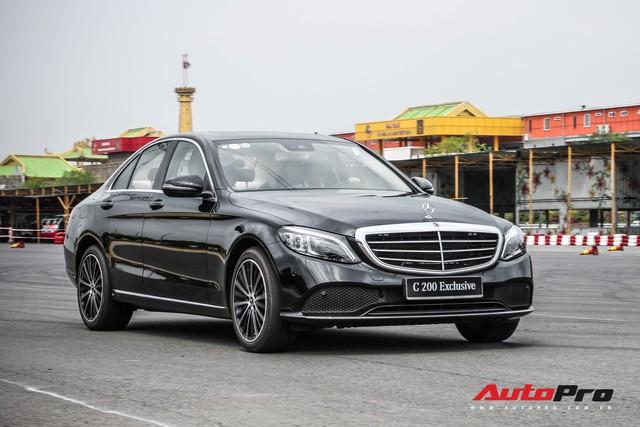 Đánh giá nhanh Mercedes-Benz C-Class 2019: Đón đầu nhóm chủ xe Civic, Focus - Ảnh 6.