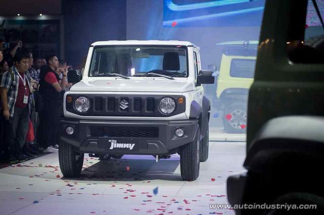 Suzuki Jimny trình diện Đông Nam Á với giá rẻ khiến fan Việt thêm ngóng đợi - Ảnh 1.