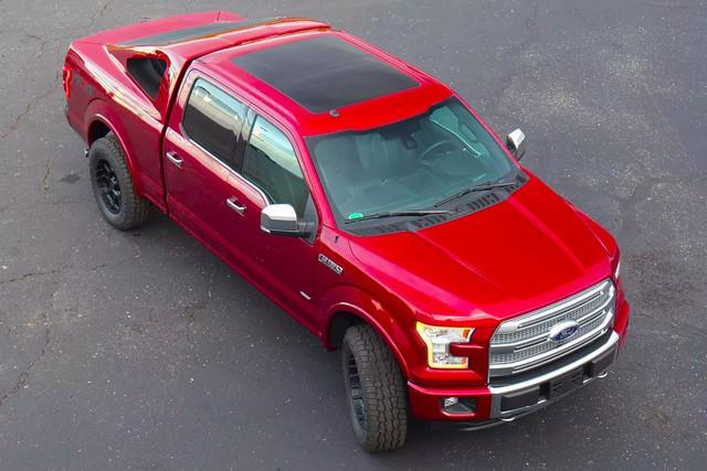 Mê dáng Mustang Fastback nhưng lại sở hữu Ford F-150? Không sao, đây là giải pháp - Ảnh 5.