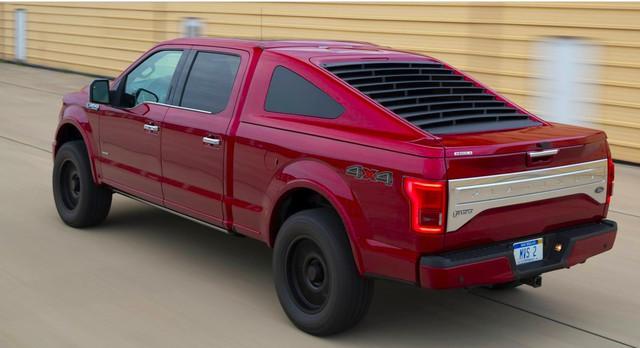 Mê dáng Mustang Fastback nhưng lại sở hữu Ford F-150? Không sao, đây là giải pháp - Ảnh 6.
