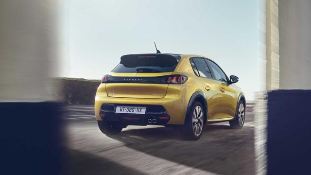 Ra mắt Peugeot 208 hoàn toàn mới: Xe nhỏ hầm hố cho người chán Toyota Yaris - Ảnh 7.
