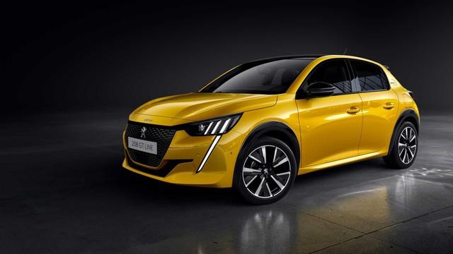 Ra mắt Peugeot 208 hoàn toàn mới: Xe nhỏ hầm hố cho người chán Toyota Yaris - Ảnh 1.