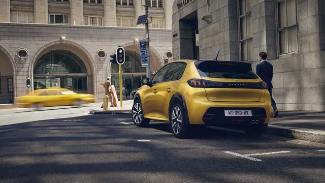 Ra mắt Peugeot 208 hoàn toàn mới: Xe nhỏ hầm hố cho người chán Toyota Yaris - Ảnh 2.