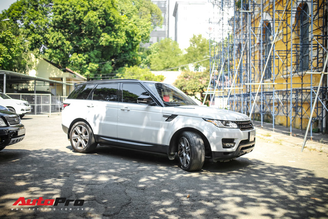 Có hơn 100 xe khủng nhưng đây là chiếc được ông Đặng Lê Nguyên Vũ sử dụng để tới tòa giải quyết vụ ly hôn lịch sử - Ảnh 7.
