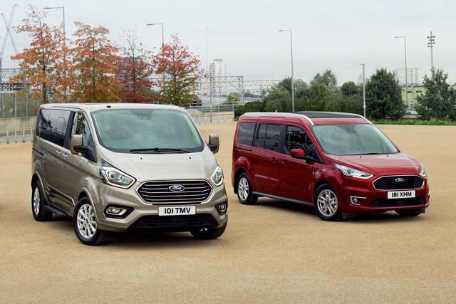 Lộ xe mới của Ford cạnh tranh Kia Sedona sắp ra mắt tại Việt Nam - Ảnh 1.