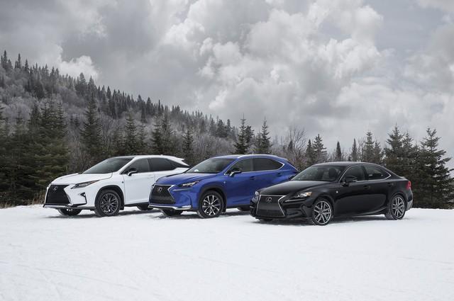 Lexus bán 10 triệu xe - Con số mơ ước của nhiều hãng bình dân - Ảnh 3.