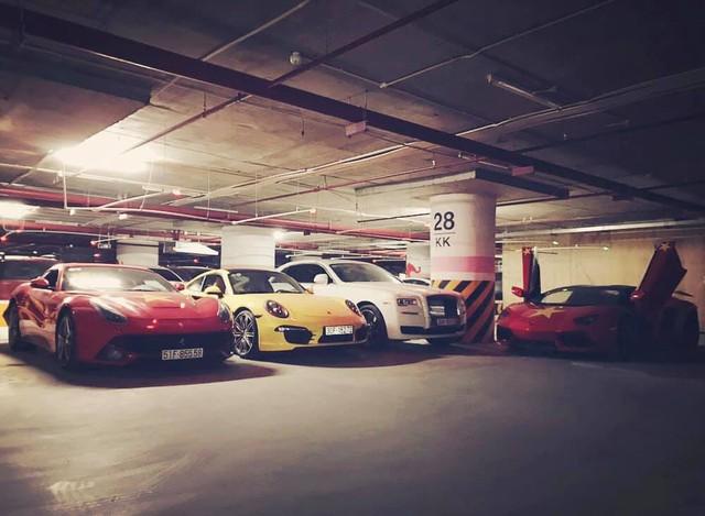 Đại gia đồng hồ chục tỷ Hà Nội sắm bộ đôi xe khủng, thêm Lamborghini Aventador Roadster thứ 2 độc hơn chiếc trước - Ảnh 6.