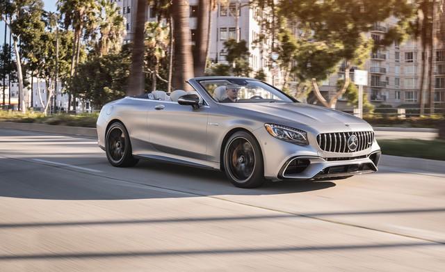 Mercedes-Benz khai tử S-Class Coupe/Cabriolet vì ít khách - Ảnh 1.
