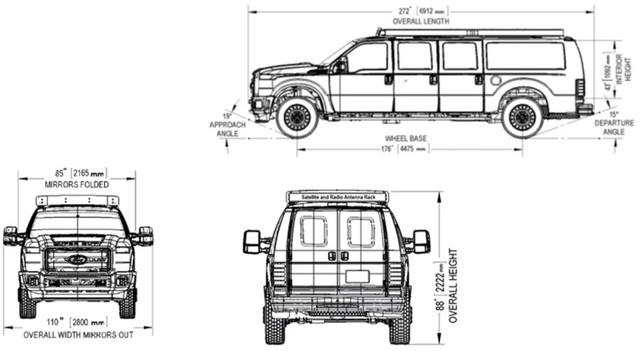 Chiếc Ford 4 khoang kỳ lạ xuất hiện sau 'quái vật' của Donald Trump tại Hà Nội: Tưởng SUV nhưng thực tế ngỡ ngàng - Ảnh 4.
