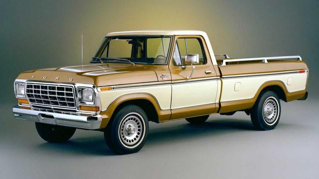 20 dòng xe già dơ nhất vẫn còn đang sản xuất trên thị trường - Ảnh 19.