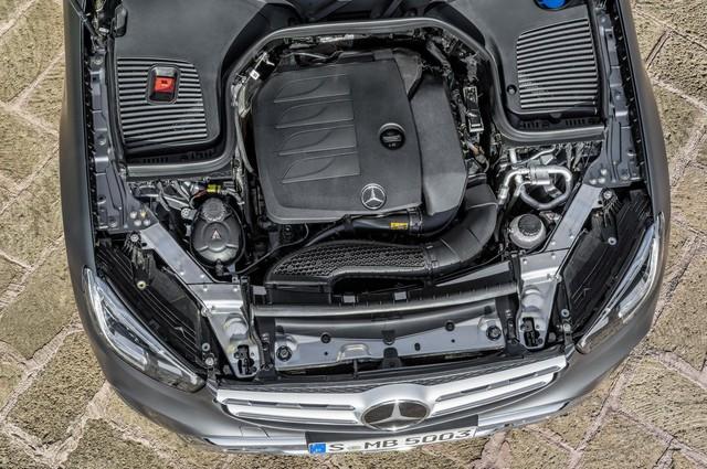 Ra mắt Mercedes-Benz GLC 2020: Dùng bình mới rượu cũ để giữ đà bán chạy nhất - Ảnh 7.