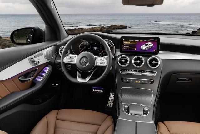 Ra mắt Mercedes-Benz GLC 2020: Dùng bình mới rượu cũ để giữ đà bán chạy nhất - Ảnh 6.