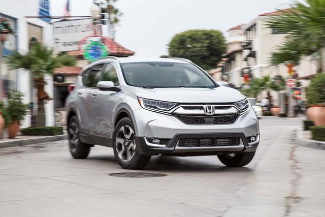 Honda CR-V và Mazda CX-5 lọt top xe giữ giá nhất sau 1 năm sử dụng, Toyota chỉ có một đại diện - Ảnh 5.