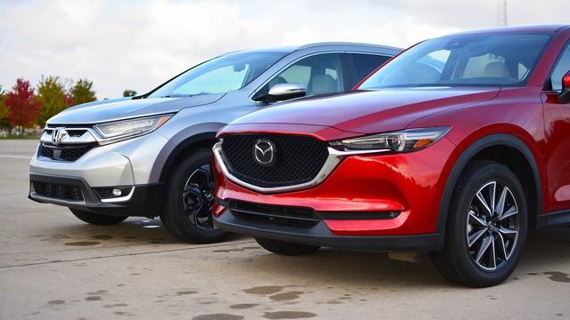 Honda CR-V và Mazda CX-5 lọt top xe giữ giá nhất sau 1 năm sử dụng, Toyota chỉ có một đại diện - Ảnh 1.
