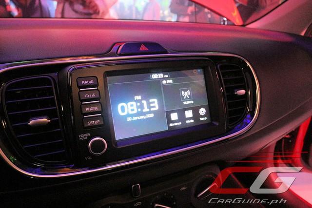 Chi tiết mẫu sedan hạng B của Kia giá rẻ hơn Toyota Vios vừa ra mắt - Ảnh 5.