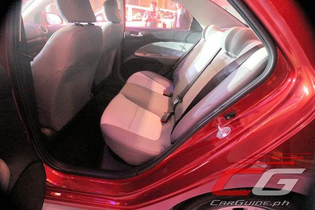Chi tiết mẫu sedan hạng B của Kia giá rẻ hơn Toyota Vios vừa ra mắt - Ảnh 8.