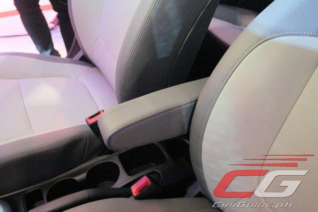 Chi tiết mẫu sedan hạng B của Kia giá rẻ hơn Toyota Vios vừa ra mắt - Ảnh 7.