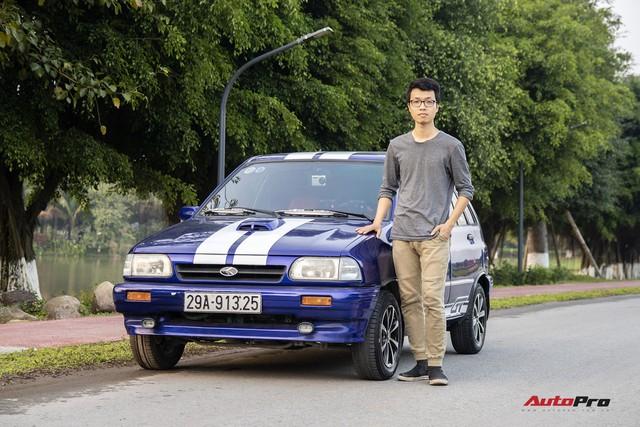 9X Hà thành khôi phục chiếc Kia 20 năm tuổi giá ngang Honda SH và câu chuyện 500 km du xuân Mộc Châu - Ảnh 2.