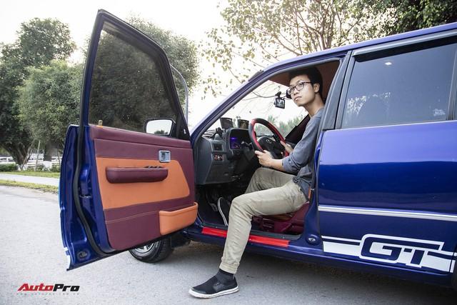 9X Hà thành khôi phục chiếc Kia 20 năm tuổi giá ngang Honda SH và câu chuyện 500 km du xuân Mộc Châu - Ảnh 1.