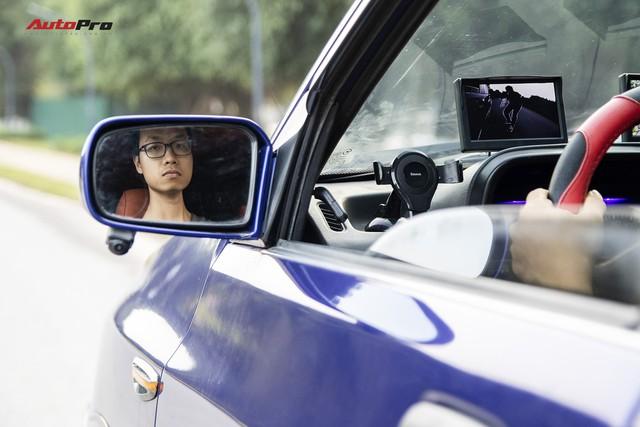 9X Hà thành khôi phục chiếc Kia 20 năm tuổi giá ngang Honda SH và câu chuyện 500 km du xuân Mộc Châu - Ảnh 6.
