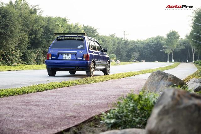 9X Hà thành khôi phục chiếc Kia 20 năm tuổi giá ngang Honda SH và câu chuyện 500 km du xuân Mộc Châu - Ảnh 10.