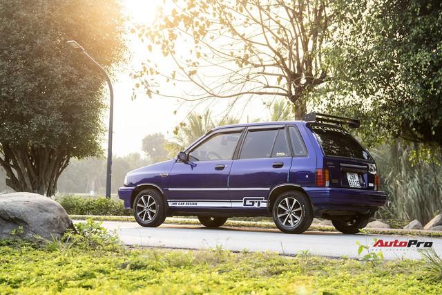 9X Hà thành khôi phục chiếc Kia 20 năm tuổi giá ngang Honda SH và câu chuyện 500 km du xuân Mộc Châu - Ảnh 7.