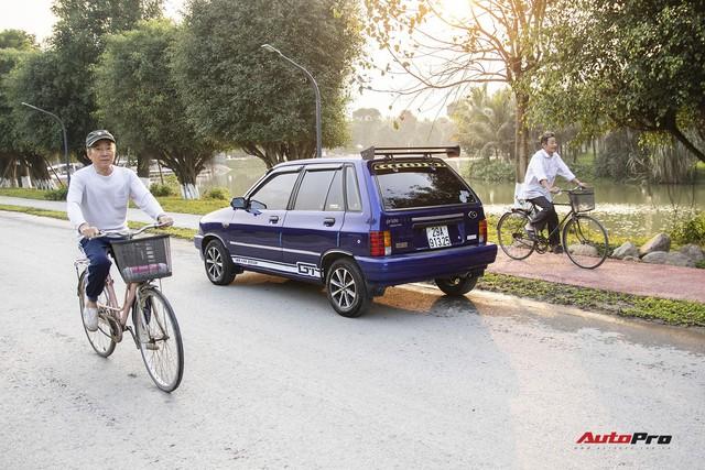 9X Hà thành khôi phục chiếc Kia 20 năm tuổi giá ngang Honda SH và câu chuyện 500 km du xuân Mộc Châu - Ảnh 4.