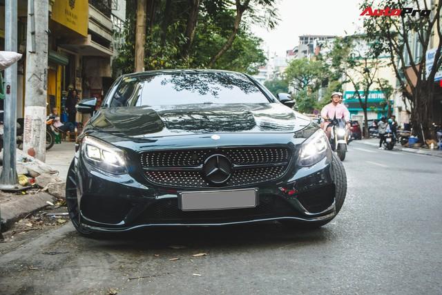 Đại gia Việt biến Mercedes-Benz S500 Coupe thành độc nhất nhờ chi tiết này - Ảnh 2.
