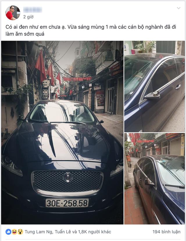 Nhiều ô tô bị bẻ gương ngày mùng 1 đầu năm vì chủ quan trộm cắp cũng phải nghỉ Tết - Ảnh 1.