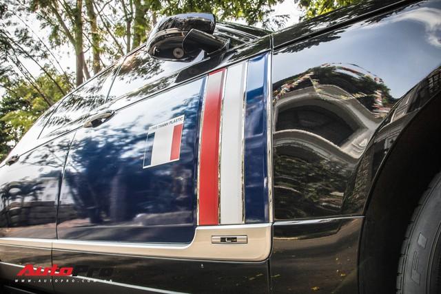 Đầu năm áo mới du xuân, Range Rover Autobiography LWB của Minh Nhựa cũng không nằm ngoài ngoại lệ - Ảnh 4.