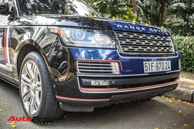 Đầu năm áo mới du xuân, Range Rover Autobiography LWB của Minh Nhựa cũng không nằm ngoài ngoại lệ - Ảnh 3.