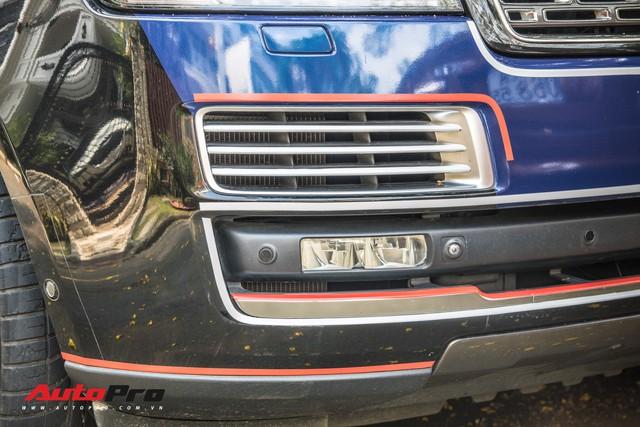 Đầu năm áo mới du xuân, Range Rover Autobiography LWB của Minh Nhựa cũng không nằm ngoài ngoại lệ - Ảnh 7.