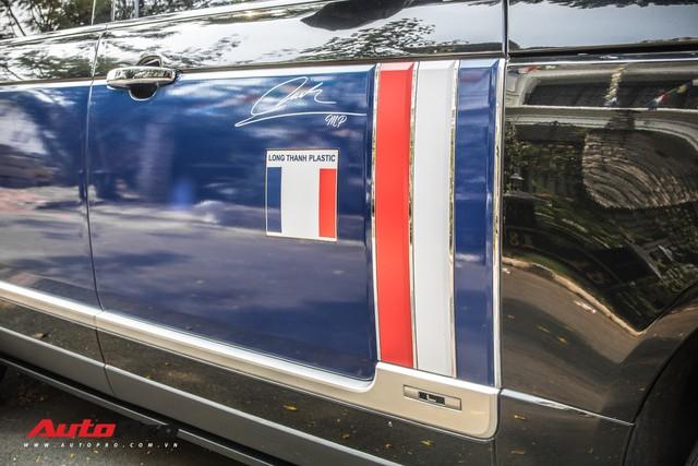 Đầu năm áo mới du xuân, Range Rover Autobiography LWB của Minh Nhựa cũng không nằm ngoài ngoại lệ - Ảnh 8.